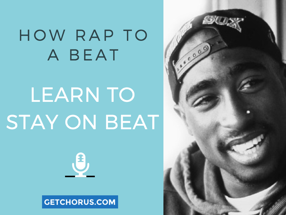 how to rap to a beat