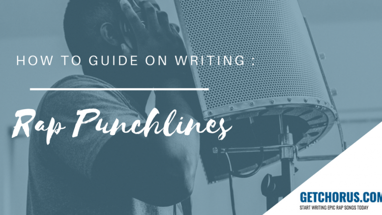 How To Write Effective Rap Punchlines