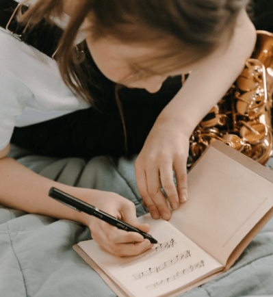 learn to write melodies
